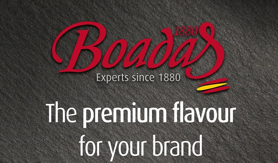 Boadas premium flavour
