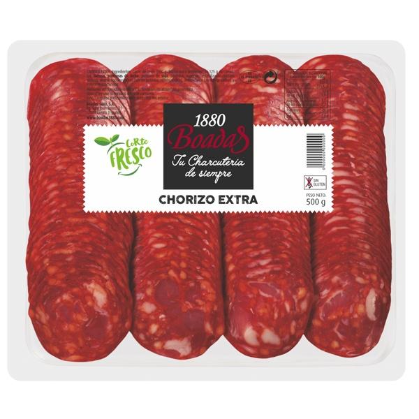 Chorizo extra corte fresco