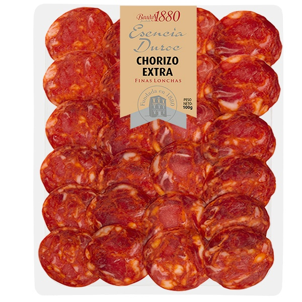 Chorizo extra esencia Duroc