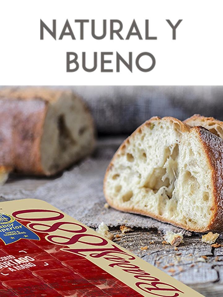 Pan y jamón - Boadas 1880