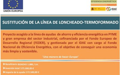 Boadas 1880 receives aid from the National Energy Efficiency Fund