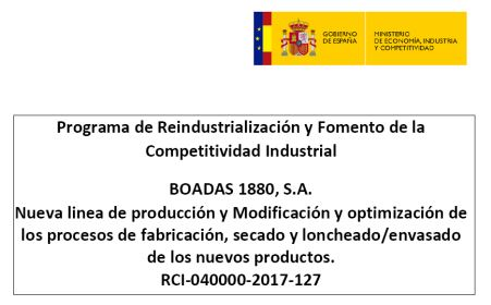 Reindustrialization Program and Promotion of Industrial Competitiveness