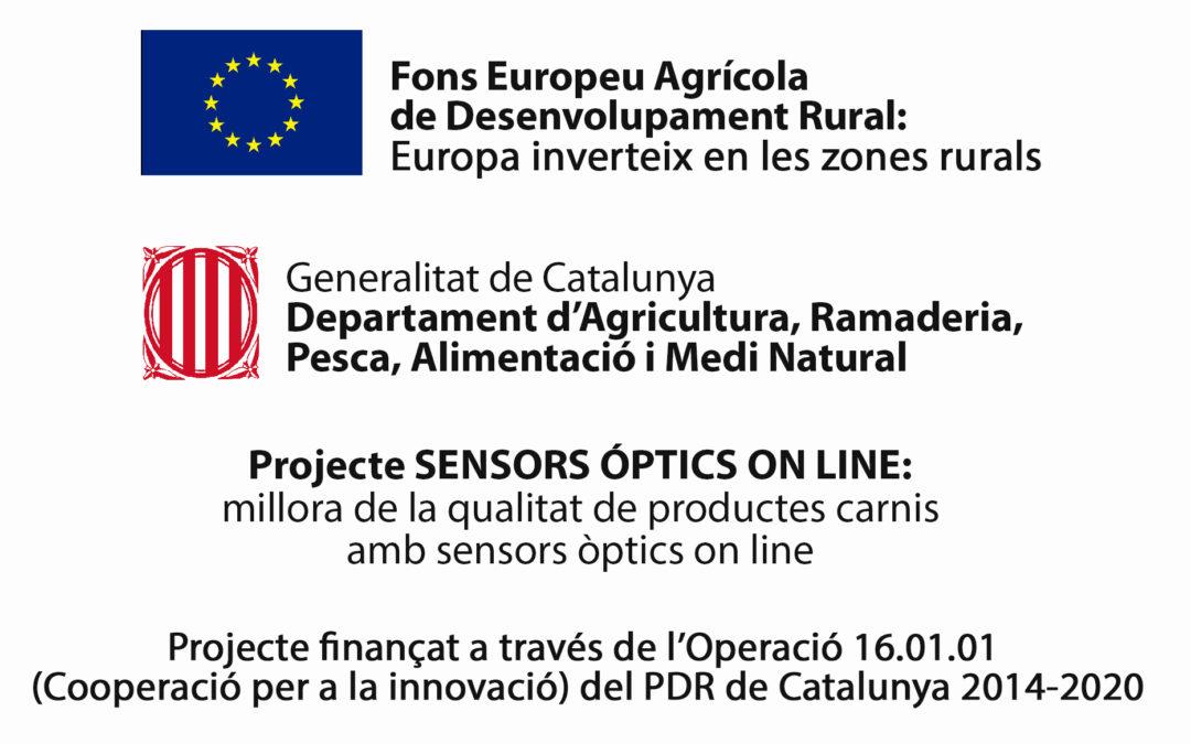 Sensors Òptics on line